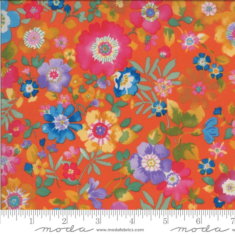 Lulu Flower Garden Clementine 33581 13