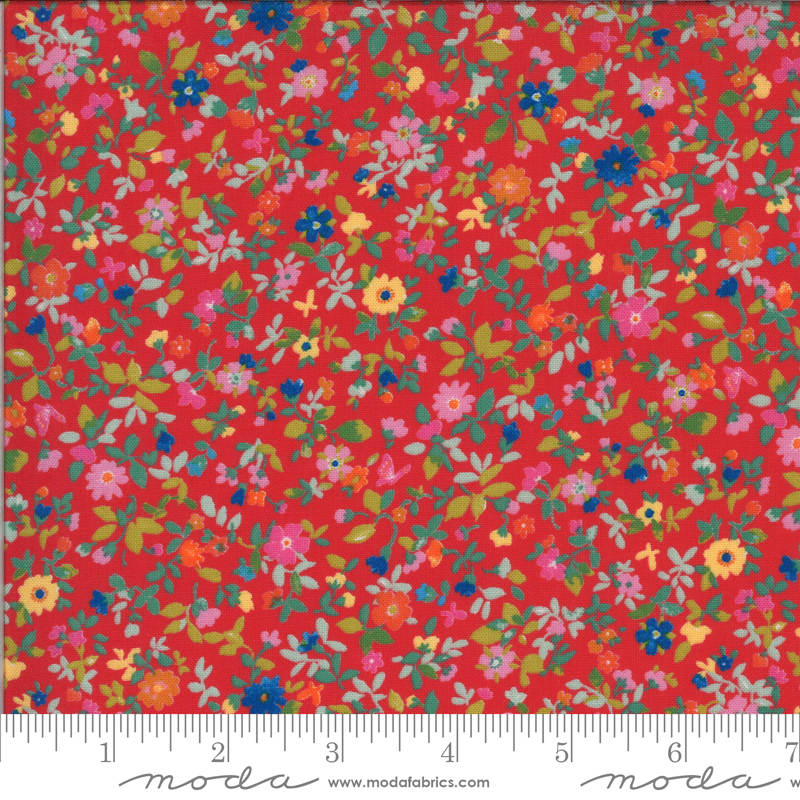 Lulu Packed Floral Geranium 33584 14