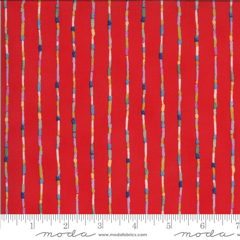 Lulu Stripe Geranium