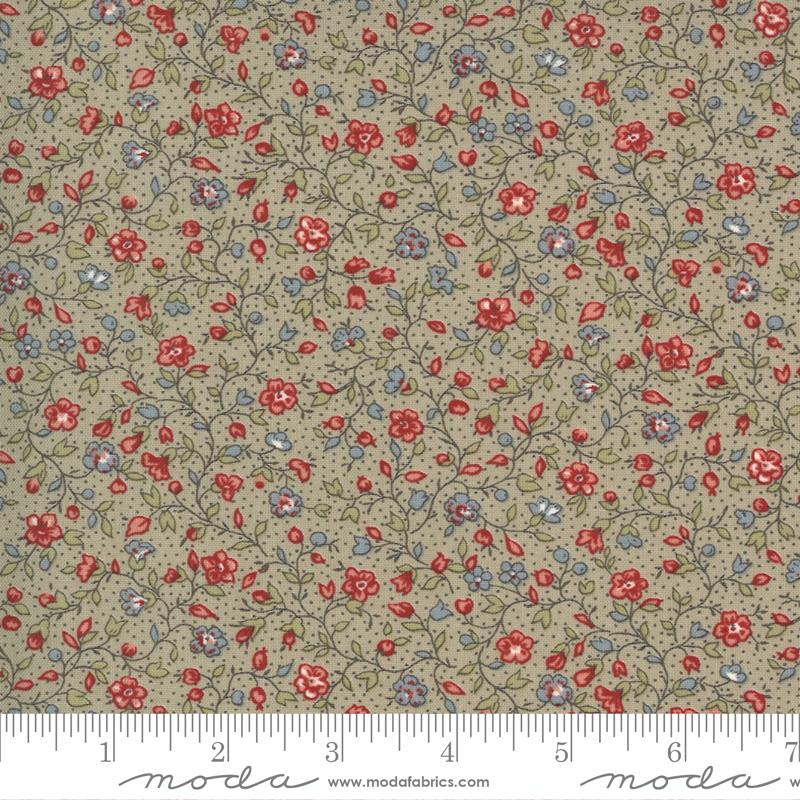 Fabric - Jardin De Fleurs Roche 13895 14