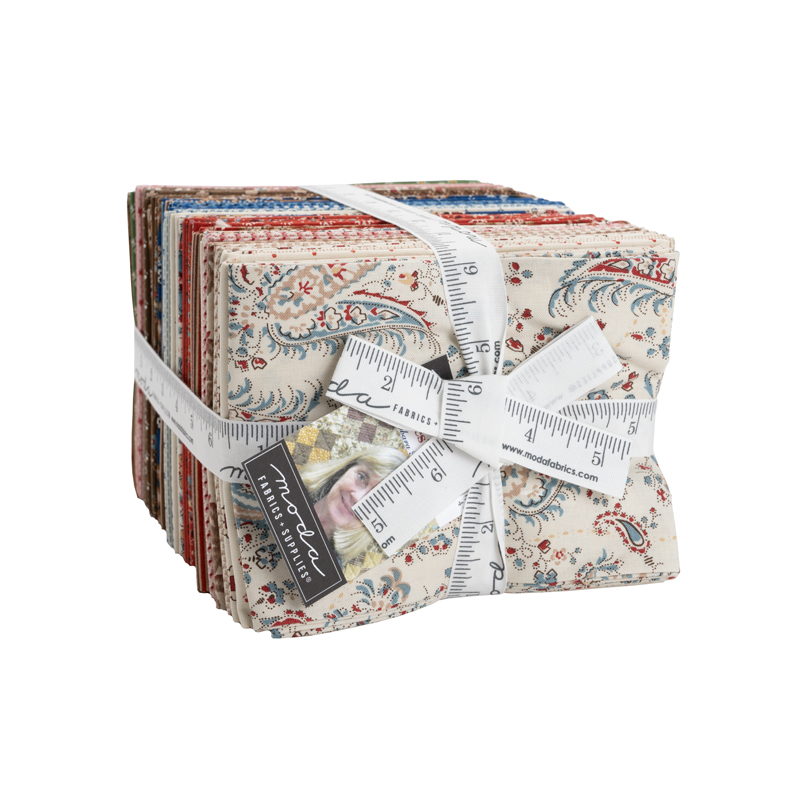 Fabric Precuts - Ladies Legacy 40 FQs