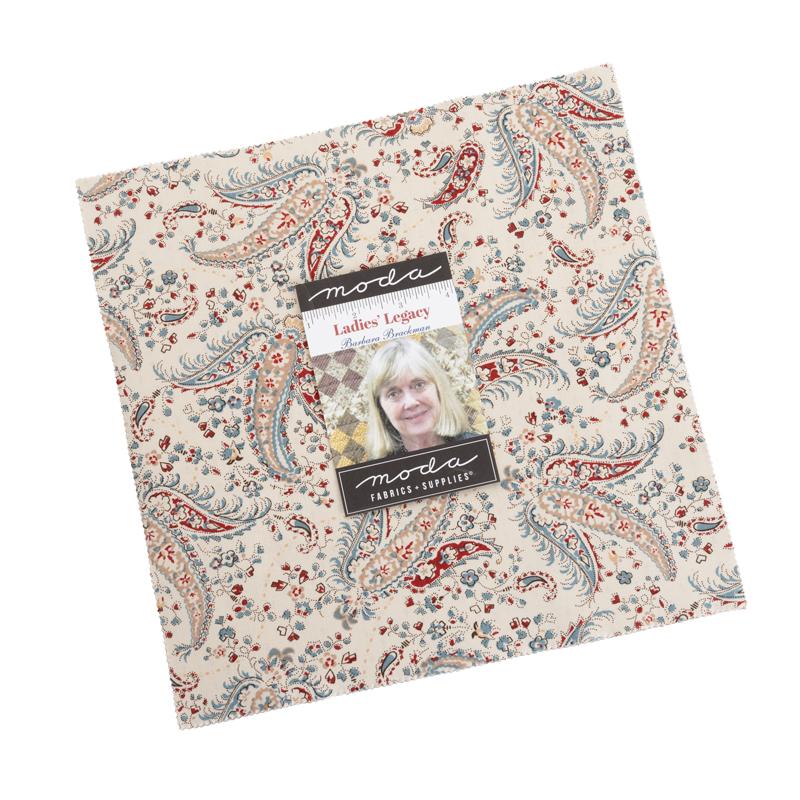 Fabric Precuts - Ladies Legacy Layer Cake®