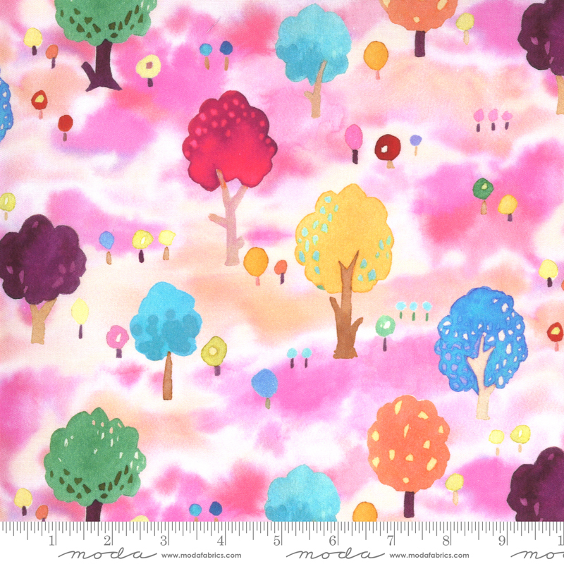 Fanciful Forest Medium Trees petal