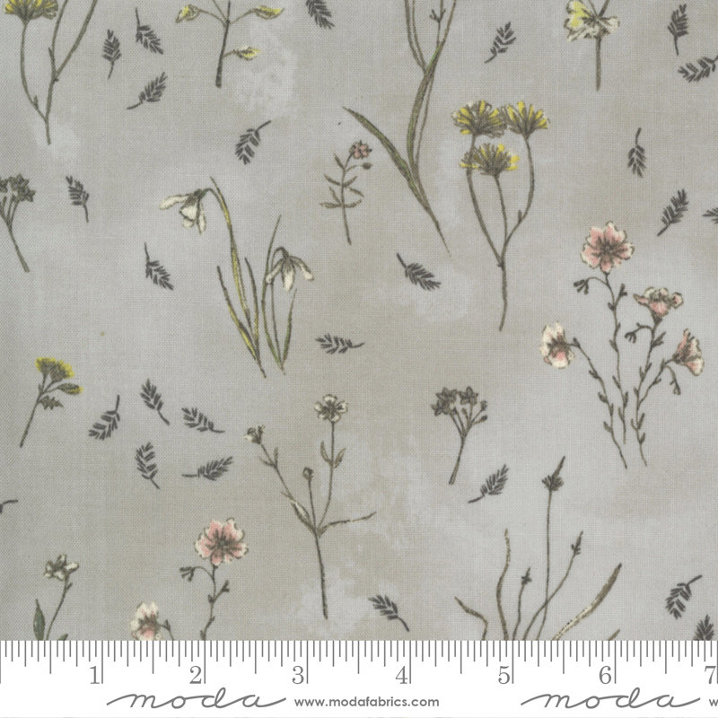 Botanicals Vintage Grey