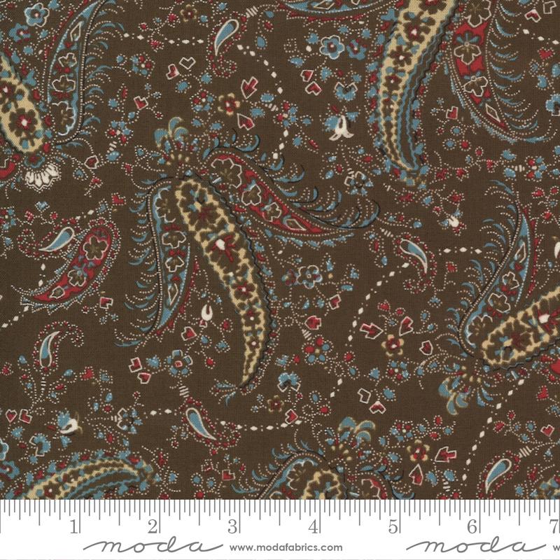 Fabric - Ladies Legacy Yankee Chocolate