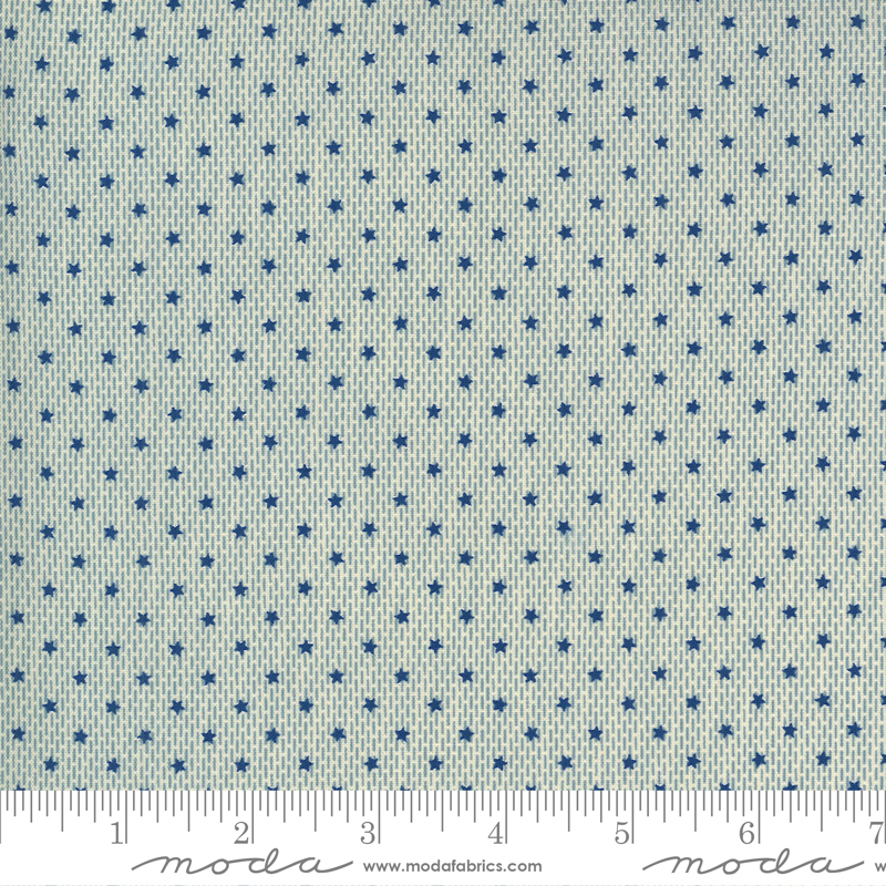 Fabric - Ladies Legacy Union Blue