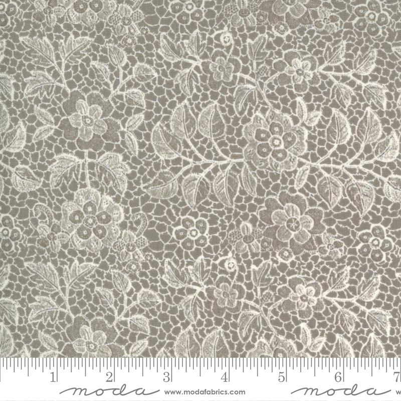 Boudoir - Lace Floral - London Fog 30652 15