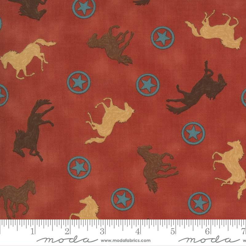 Home On The Range Clay Red