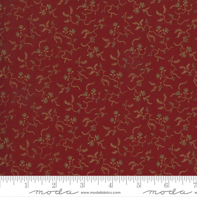 Marias Sky Turkey Red 31624-19