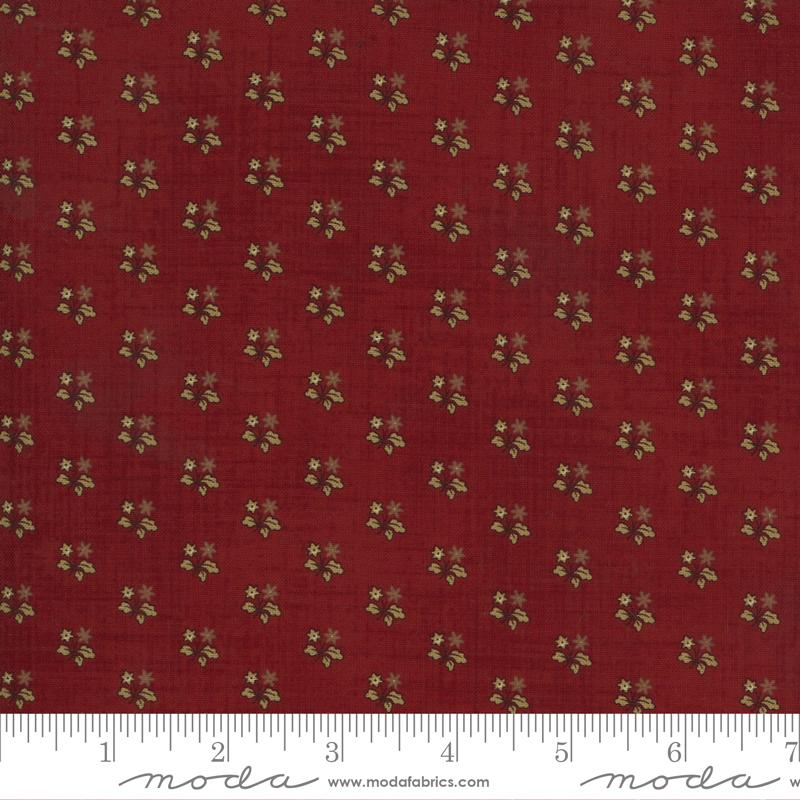 Marias Sky Turkey Red 31625 19