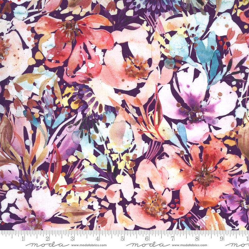 Sunshine Soul Bloomination Watercolor Dusk