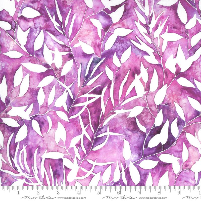 Sunshine Soul Joyful Vine Leaves Ultra Violet