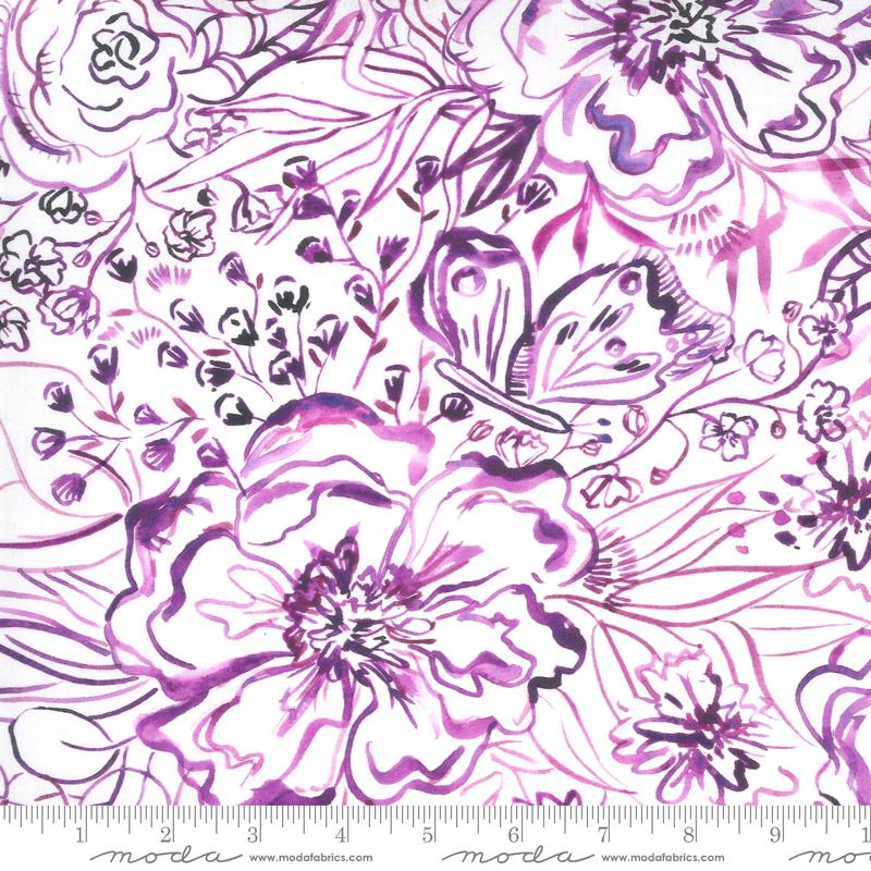 Moda Sunshine Soul Ultra Violet 8467 11