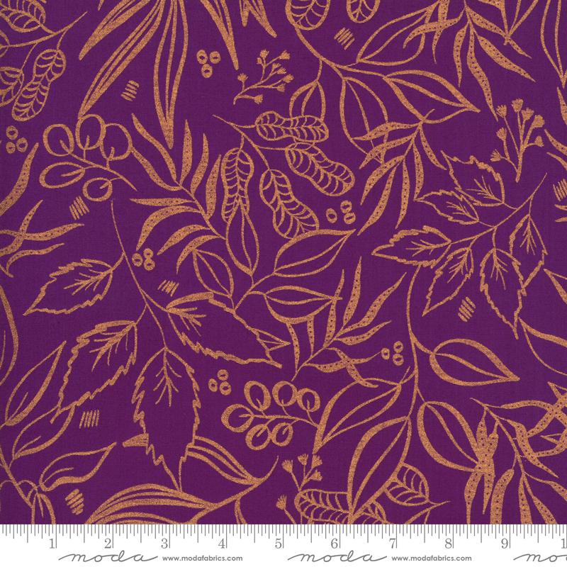 8449-48M Sunshine Soul / Metallic - Ultra Violet