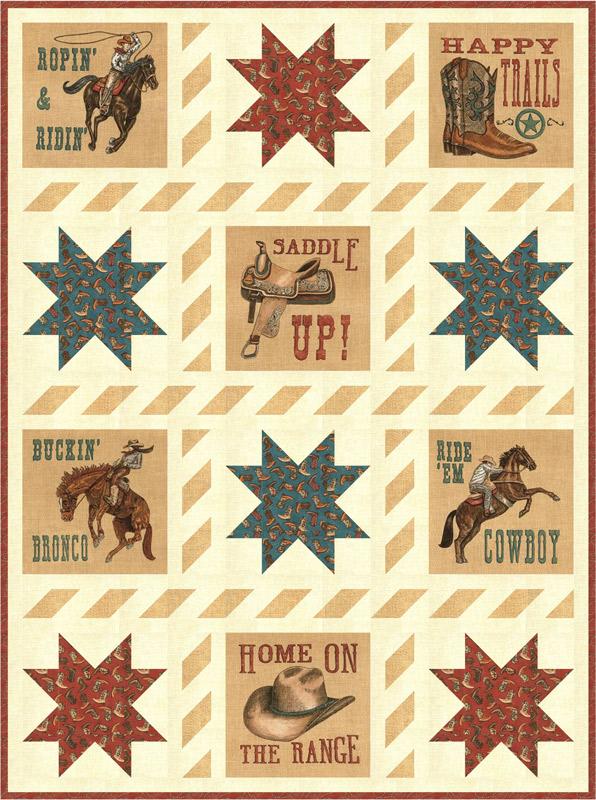 Home On The Range KIT 40 x 54