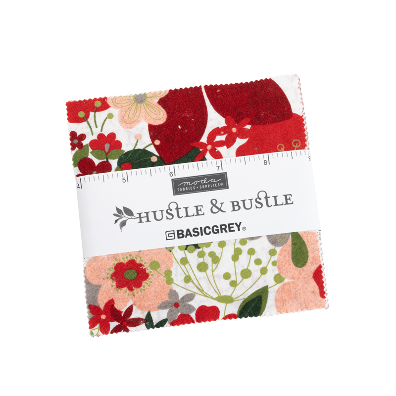 Hustle And Bustle Charm Pack