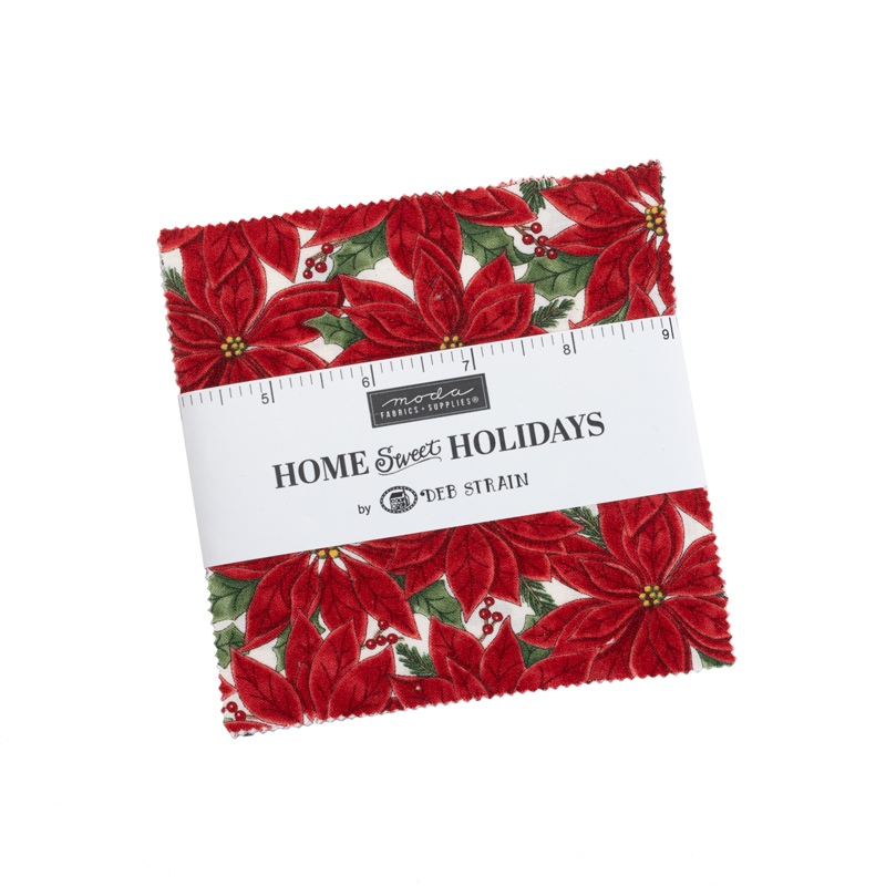 Moda - Home Sweet Holidays Charm Pack