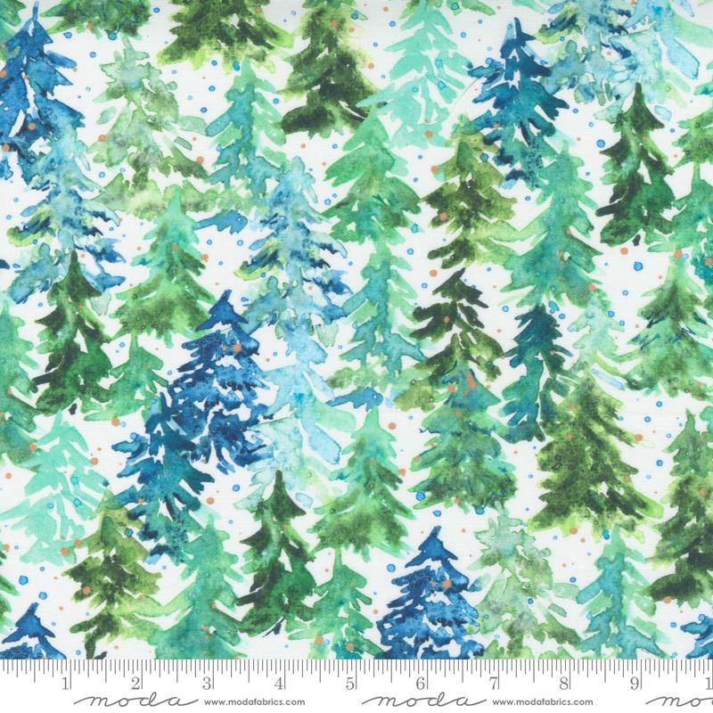 Starflower Christmas White