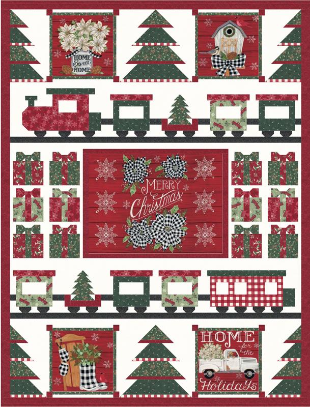 Home Sweet Holidays Kit **PRE-SALE**