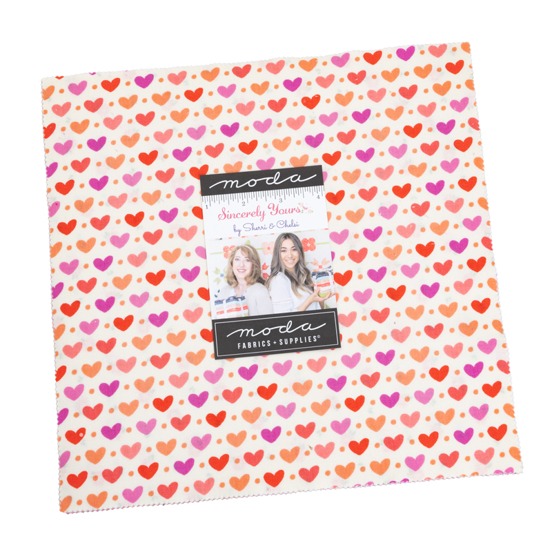 Sincerely Yours Layer Cake®, 42pcs