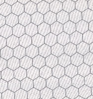 Chicken Wire White