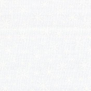 Muslin Mates Snowflakes White 9929 11