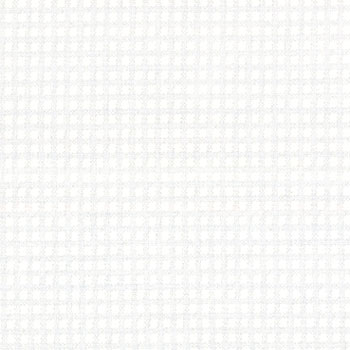 Muslin Mates Check White<br/>Moda 9931-11