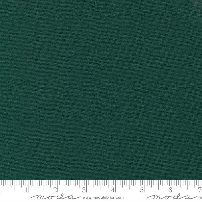 Moda - Bella Solids/Christmas Green - 9900 14