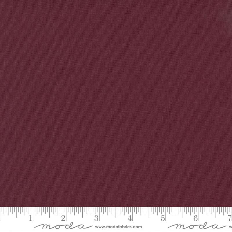 9900 114 Deep Burgundy Bella Solids Moda