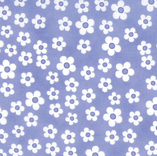 ME AND MY SISTER FAVORITES FLOWERS BLUE  2211526 Moda