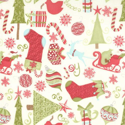 12 Days Of Christmas Fir Tree Ivory