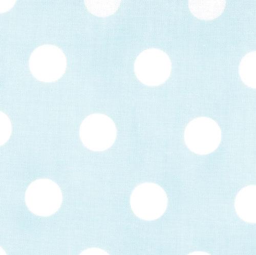 Moda Dottie Baby Blue