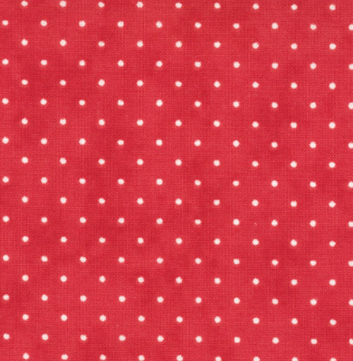 Essential Dots Christmas Red 8654 52