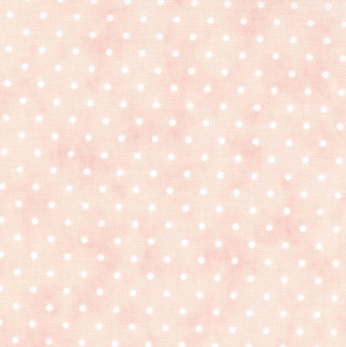 Moda - Essential Dots  - Baby Pink - 8654 60