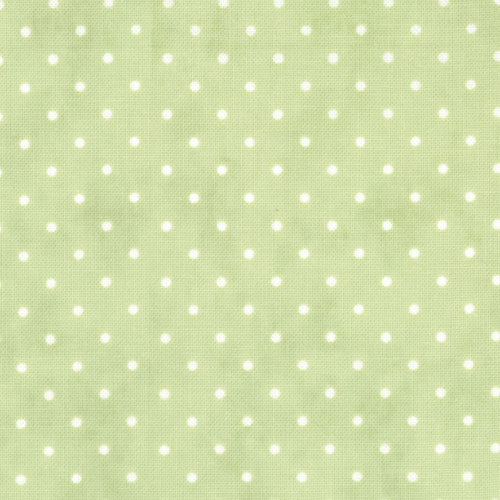 Essential Dots Spring Green