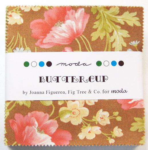 Buttercup Charm Pack