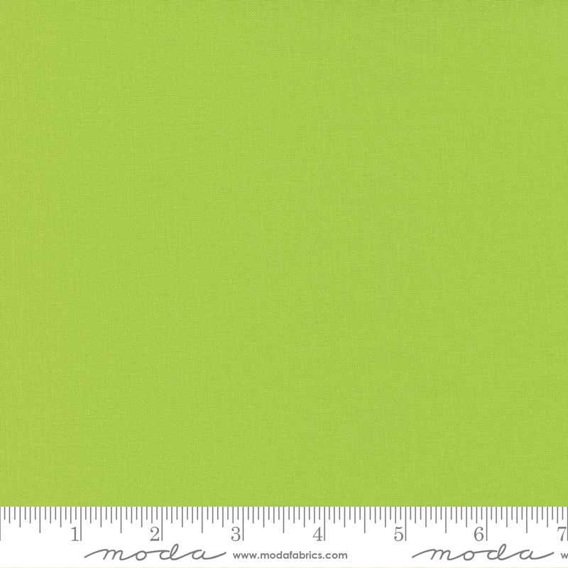 Moda Bella Solids - Summer House Lime