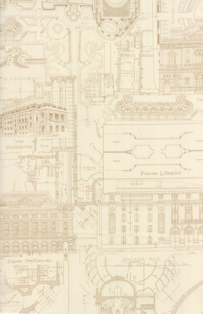 Passport Architect Parchment