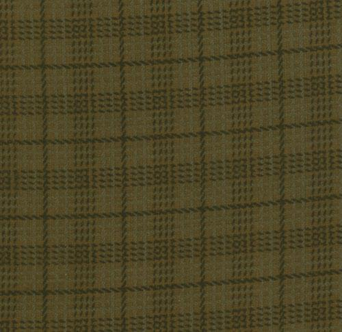 Wool Needle Campbell Plaid Ston