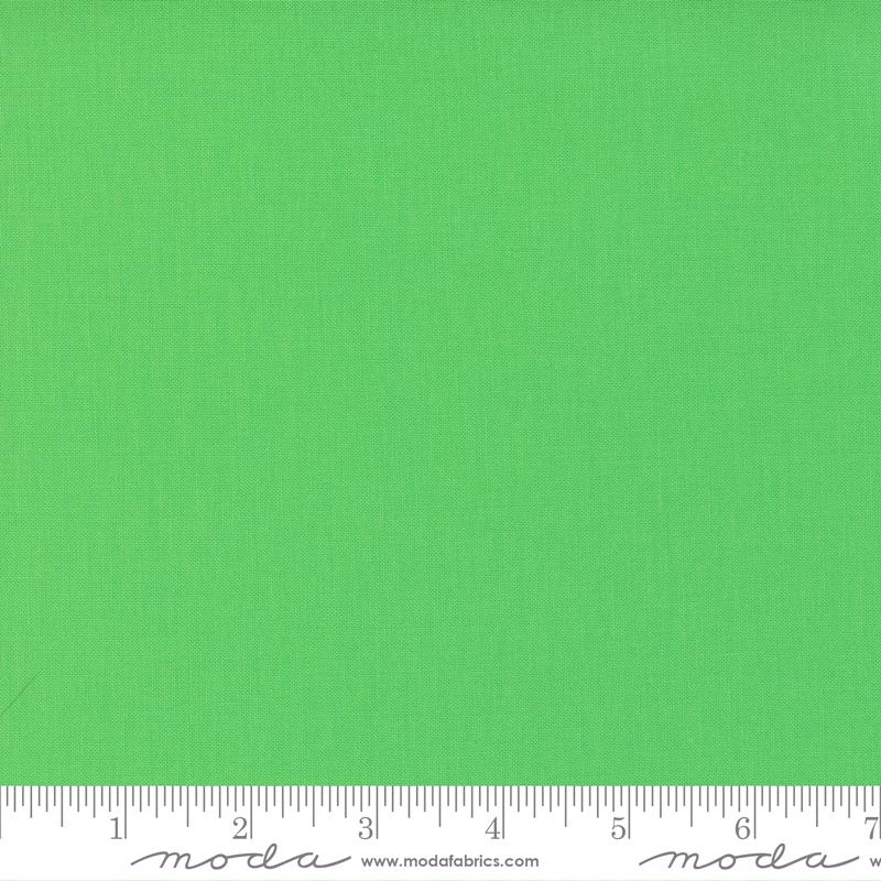 Moda Bella Solids Kiwi Green