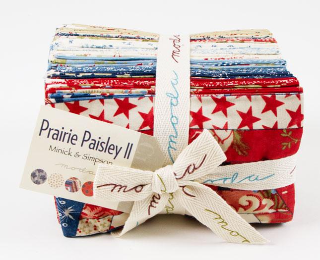 Prairie Paisley II 9 X 22 Cut
