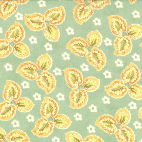 Tapestry Fantasy Petals Azure