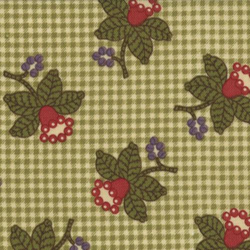Audras Iris Garden Leaf 210613