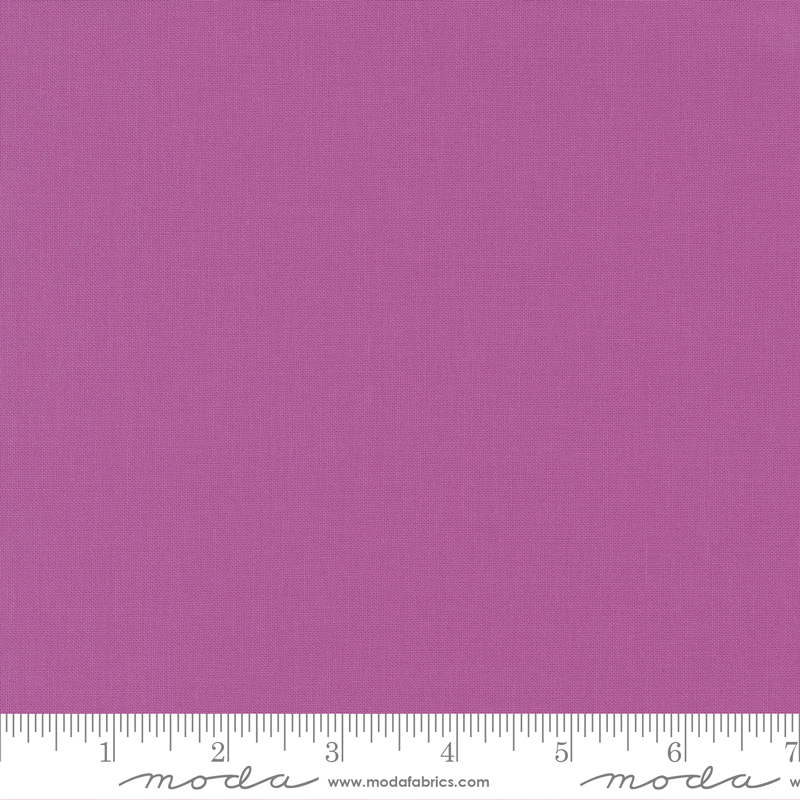 Balboa Bella Solids Violet designed by Moda Fabrics