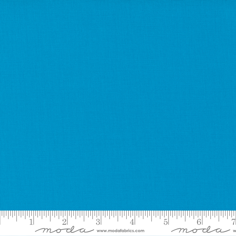 Bella Solids - Bright Turquoise