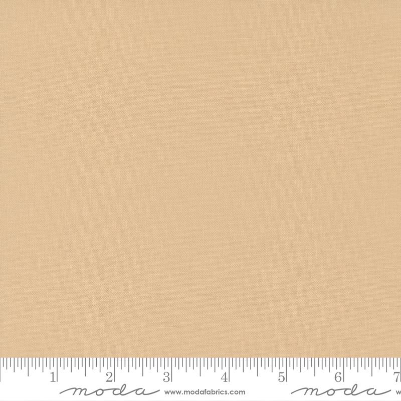 Bella Solids Fat Quarter - Almond by Moda Fabrics