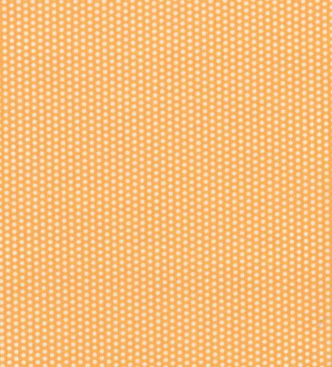 Happy Go Lucky Penny Orange 3/8 yd