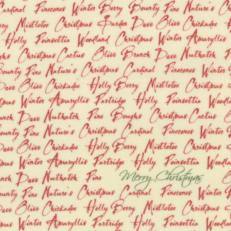 NATURES CHRISTMAS SNOW 1772311 Moda
