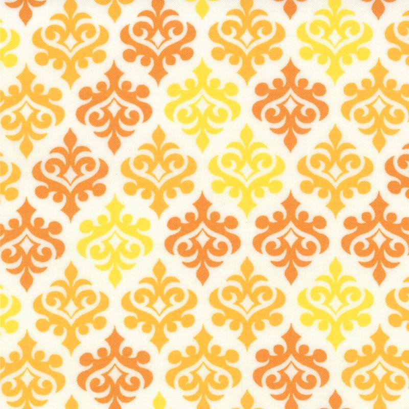 Giggles Bang Yellow 5 1/2 yds