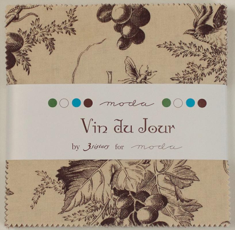 Vin Du Jour Charm Pack